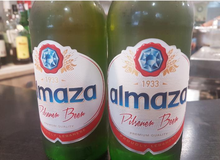 Cerveza libanesa
